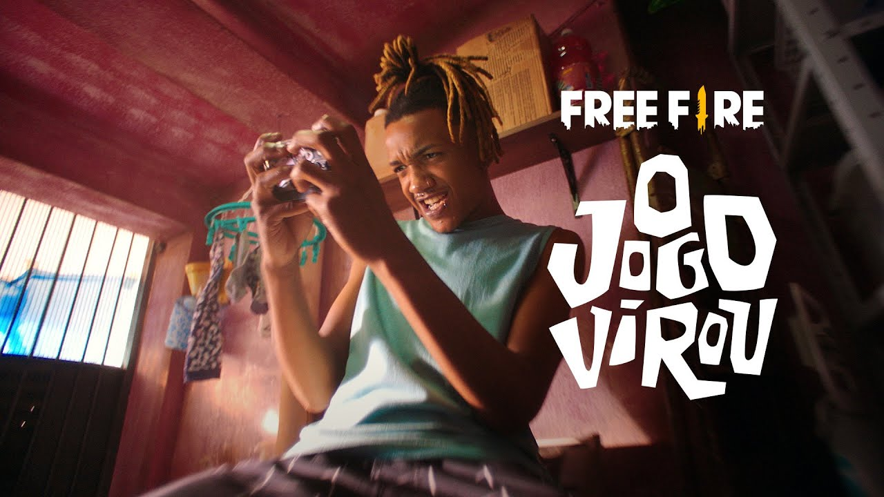 Free Fire - O Jogo Virou