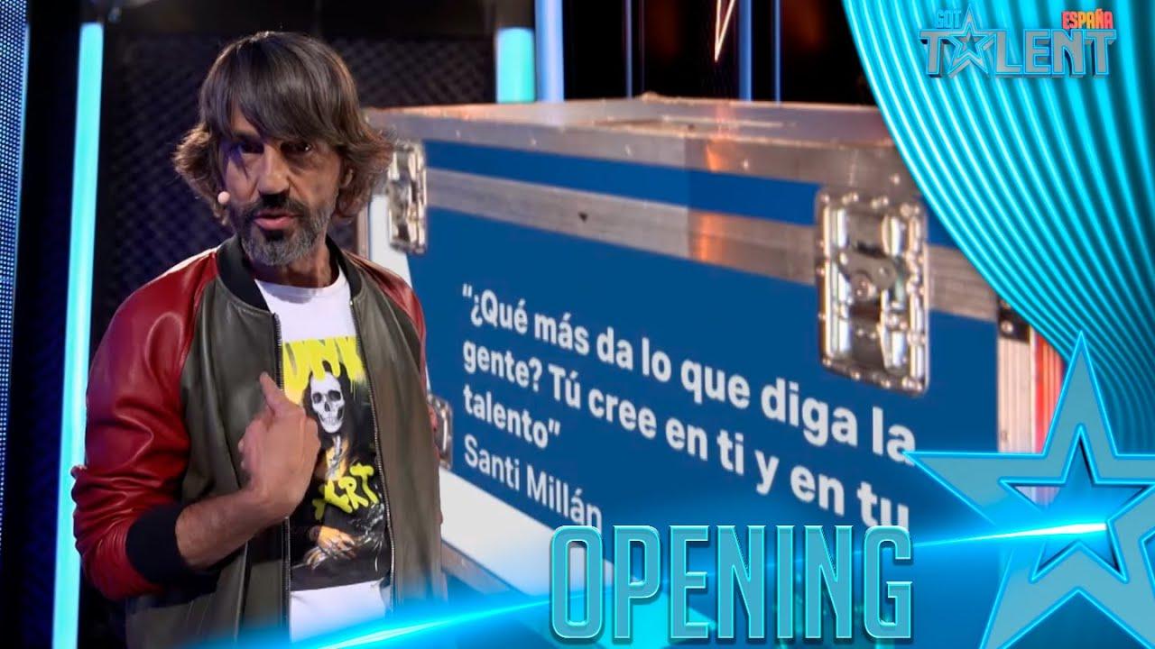De Lady Gaga a Santi Millán: sus FRASES MOTIVADORAS imprescindibles    Got Talent España 7 (2021)