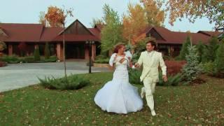 Свадебное кино. Танцуют все.