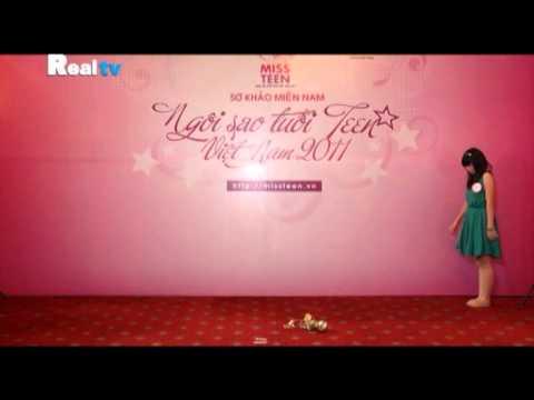 Clip casting SBD 992 sơ khảo Miss Teen 2011     Miss Teen Việt Nam 2011   Ước mơ vươn tới ngôi sao