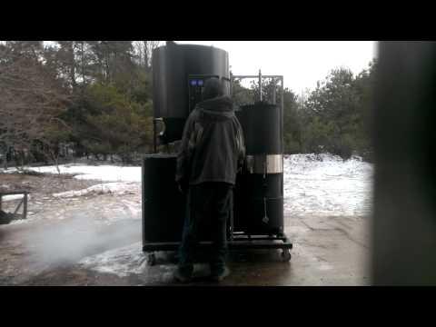 Vulcan Gasifier 25 kW System Demo