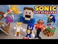 SONIC The Hedgehog Movie Action Figure Toys Statues mp3