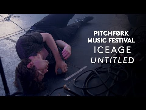 """Iceage perform """"Untitled"""" - Pitchfork Music Festival 2015 Mp3"""
