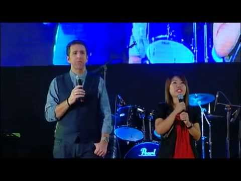 Pastor John Andrews  preaching  # Youth alive Conference Myanmar#(19/11/2013)  (part 1)