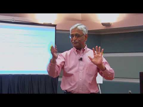 Dr. C  Mohan - Blockchain Bootcamp TiE Inflect 2018