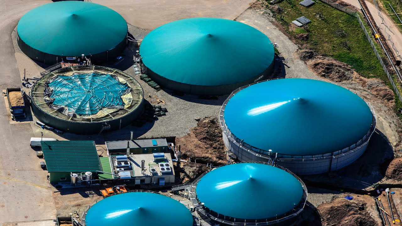 The Netherlands: one of the biggest biogas hubs - English Subtitles