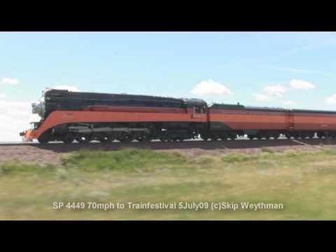 SP 4449 in eastern Montana