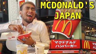 Mcdonald's Japan Food Trip with Angelo and Tita Mae