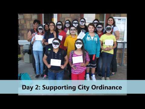 2014-2015 Myra Green Middle School Fall Activities