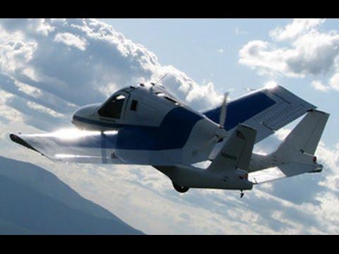 FAA Approves Terrafugia Flying Car Prototype As Light Airplane