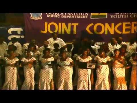 Winneba Youth Choir - Dance Medley 2