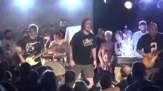Foundation - No One Writes Protest Songs Anymore (FINAL SHOW)
