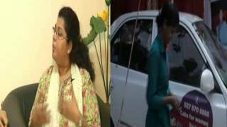 Interview: Nayantara, CEO Sakha Consulting Wings on women cab drivers in Delhi-NCR