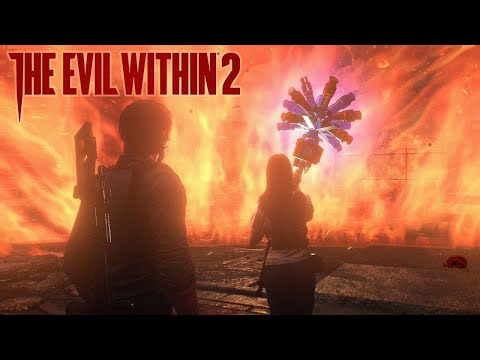 Козни пророка Теодора The Evil Within 2. [RUS] [2019] [gameplay] #9