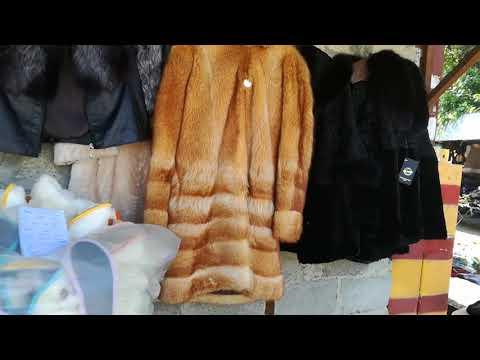За шубкой на рынок в Черкесск