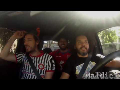 Once Tiros karaoke auto piscina (No, gracia a Bo!) Parte 01