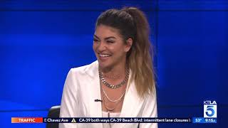 "Gossip Girl's Jessica Szohr on Seth MacFarlane's 'Space Dramedy' ""The Orville"""