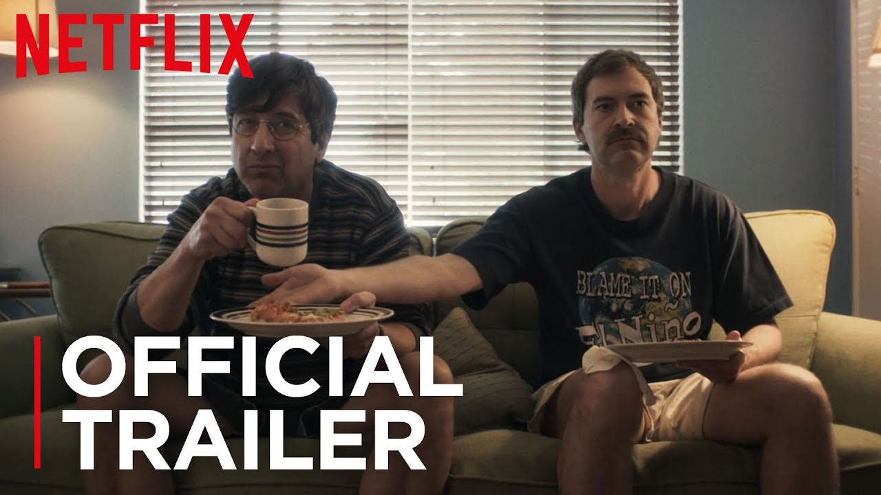 Paddleton | Official Trailer [HD] | Netflix