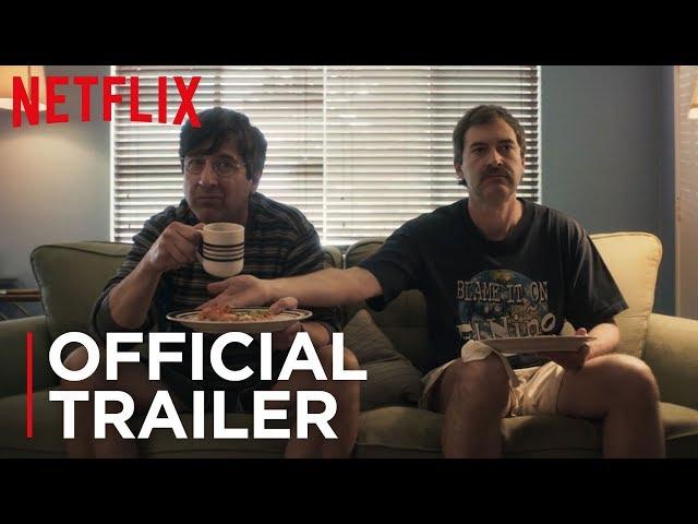 Paddleton | Official Trailer | Netflix