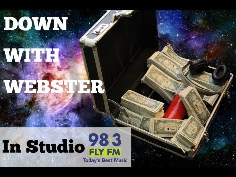 Down With Webster Interview at 98.3 FLY FM