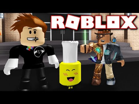 THIS OBBY WILL CHANGE YOUR AVATAR FOREVER!! (Roblox)