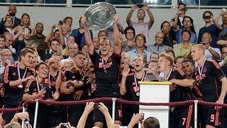 Johan Cruijff Schaal 2013: AZ - Ajax (2-3)