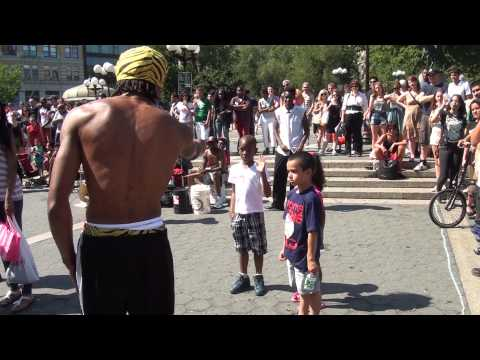 Video#1068 Tylon the Acrobat Pt 6