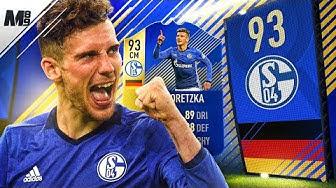 FIFA 18 TOTS GORETZKA REVIEW   93 TOTS GORETZKA PLAYER REVIEW   FIFA 18 ULTIMATE TEAM