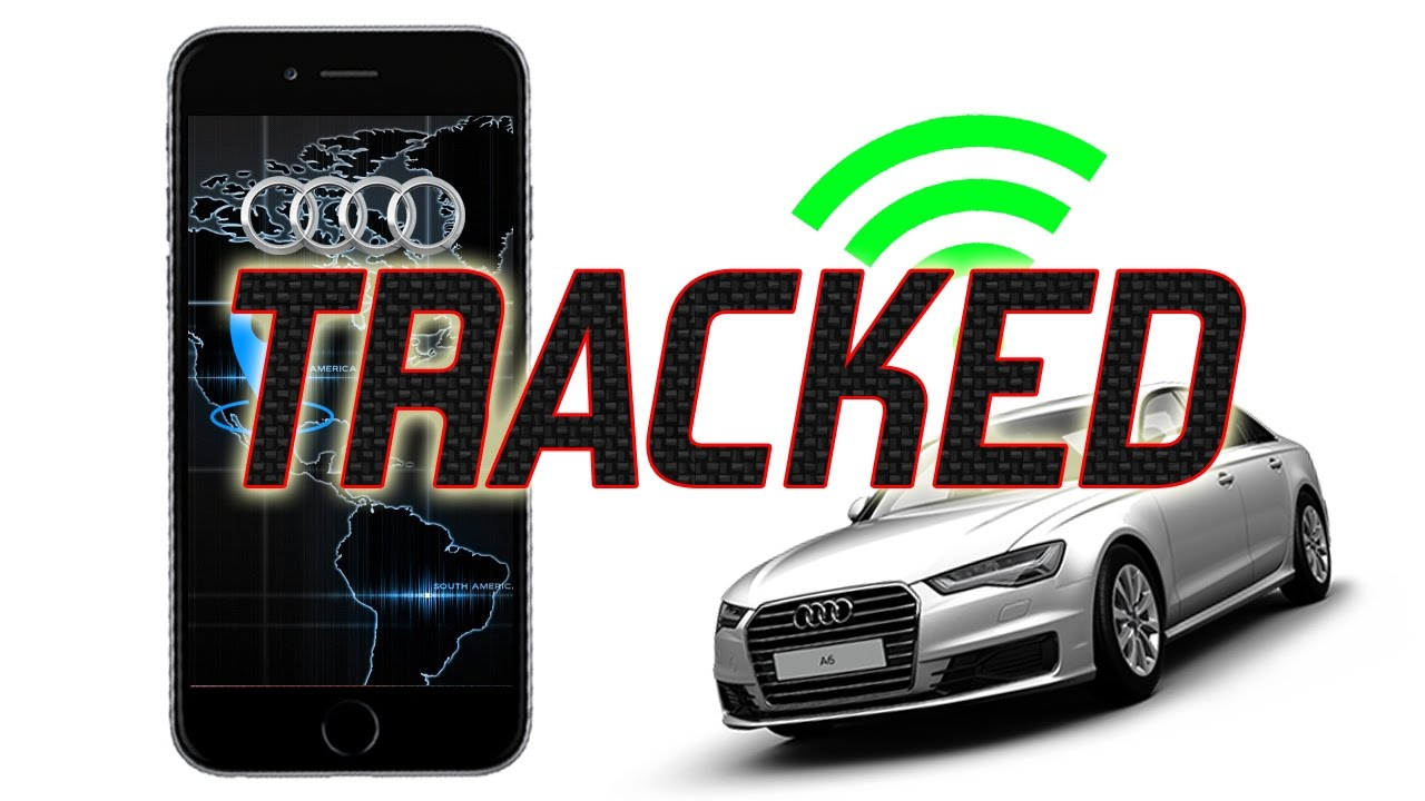 How To Turn An Old IPhone Into A Car Tracker YouTube - Audi car tracker