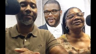 Messy Mo'Nique Releases Private Phone Conversation With Tyler Perry