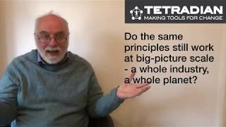 Enterprise architecture at every scope and scale - Episode 48, Tetradian on Architectures