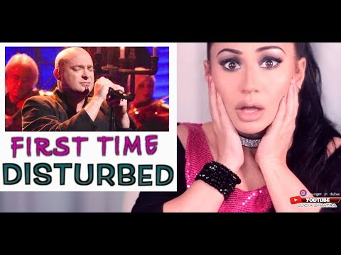 Vocal Coach React To DISTURBED - The Sound Of Silence REACTION ..SHOOK'd.. | Lucia Sinatra