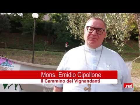 S. E. Mons. Emidio Cipollone