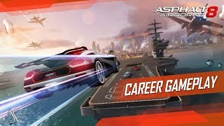 Asphalt 8: Airborne - Fun Real Car Racing Game (Android/iOS) - Career Gameplay!