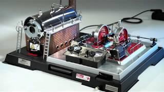 Wilesco D32 machine à vapeur