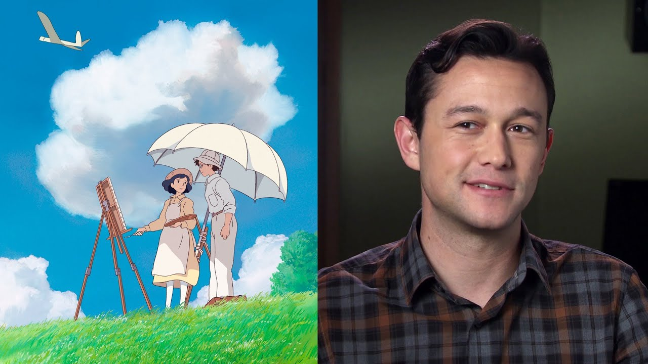 English Voice Cast Talk The Wind Rises Youtube