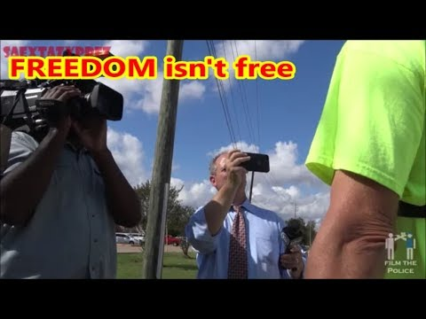 Fort Bend County,Tx=Sheriff Dept**FREE SPEECH PROTEST**(NOT Ad Friendly)