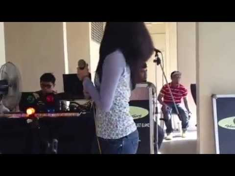 Set Fire To The Rain cover by Fatin
