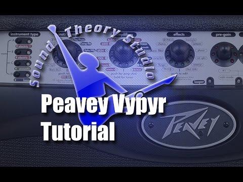 Peavey Vypyr VIP Tutorial