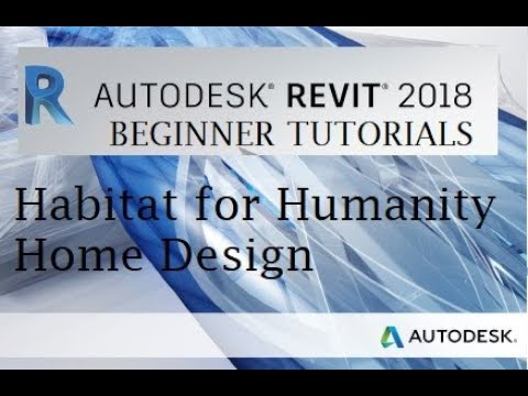 Autodesk Revit 2018 Tutorial #2 - Interior Walls & Door Set Up