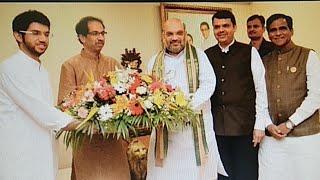 चुनावी ख़ुराक: भाजपा और शिवसेना में बन गई बात