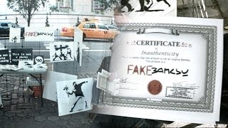 Fake Banksy Art Sale In New York City Sells Out In Less Than An Hour
