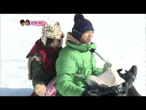 Just Married, Jang-woo,Eun-jung(41) #04, 이장우-함은정(41) 20120303