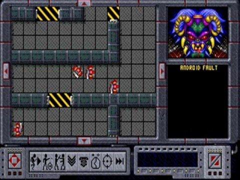 Space Crusade (DOS Recording Test)
