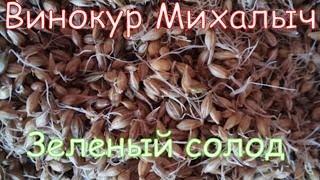 Винокур Михалыч Зеленый Солод