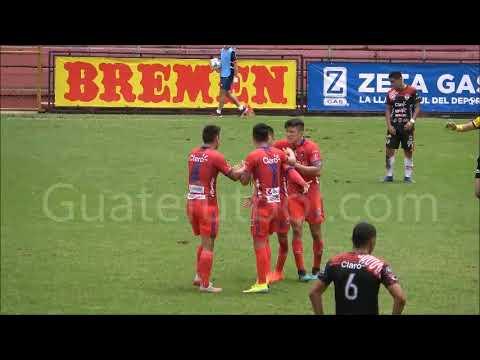 Video Municipal vs Sacachispas