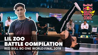 Lil Zoo Battle Compilation | Red Bull BC One World Final 2018