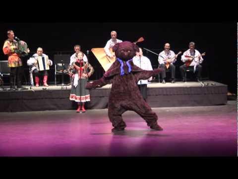 Russian bear dance