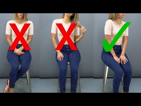 Hidden Body Language Signs SHE LIKES You! | How to Read a Wo