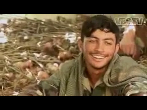 Afghan Soldiers Smoking Weed with British Troops